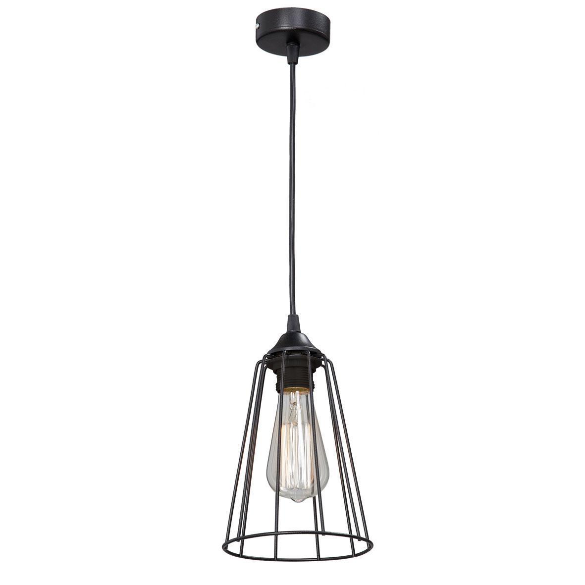 Подвесной светильник Vitaluce V4257-1/1S подвесной светильник vitaluce v4168 1 1s