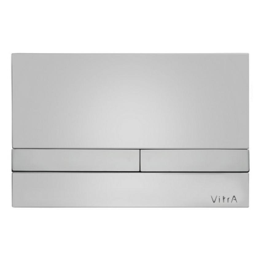 Клавиша смыва Vitra Select 740-1121 глянцевый хром клавиша смыва vitra 720 0180exp