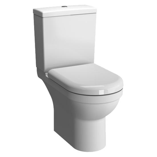 Унитаз компакт VitrA S50 9797B003-7204 vitra s50 сиденье для унитаза микролифт белый 72 003 309