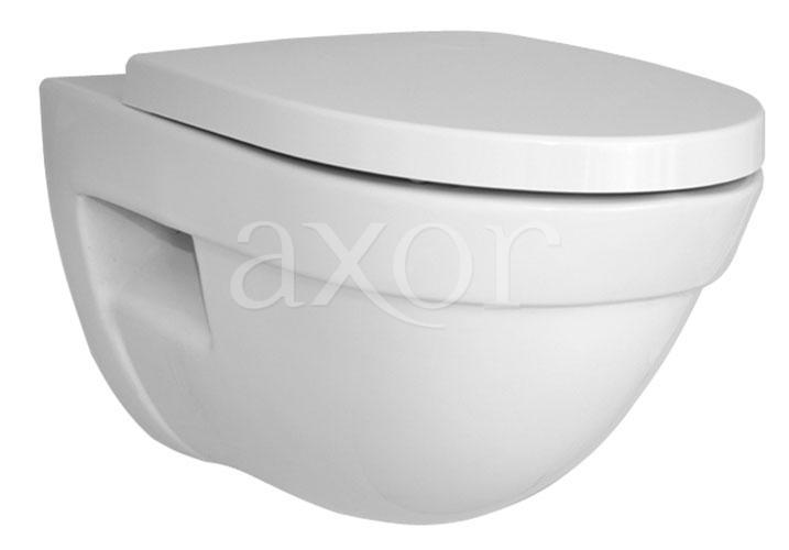 Подвесной унитаз Vitra Form 500 4305B003 0075 без сидения vitra form 500 сиденье для унитаза дюропласт с микролифтом 97 003 009