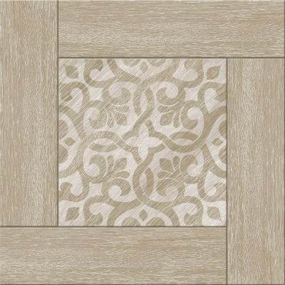 Grace Frame French Oak Декор (K944274) 45x45 vitra marfim mosaic 45x45
