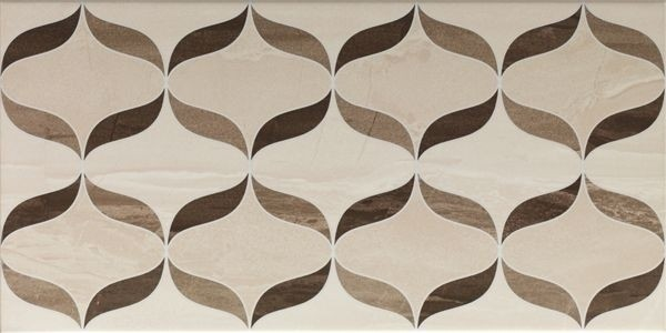 Ethereal Mix Декор многоцветный K927965 30х60 vitra ethereal brown l beige geometric lines decor mix glossy 30x60