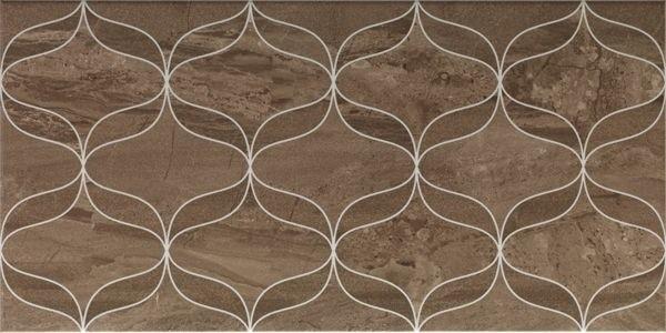 Ethereal Декор коричневый K927943 30х60 декор vitra ethereal gold geometric decor soft brown glossy 30x60