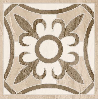 Ethereal Декор св-бежевый K944126LPR 45x45 декор vitra marfim frame beige 45x45