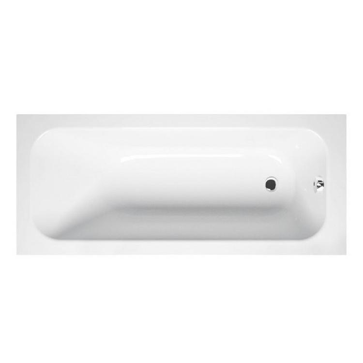 Акриловая ванна Vitra Balance 170х70 без гидромассажа акриловая ванна am pm like 170х70
