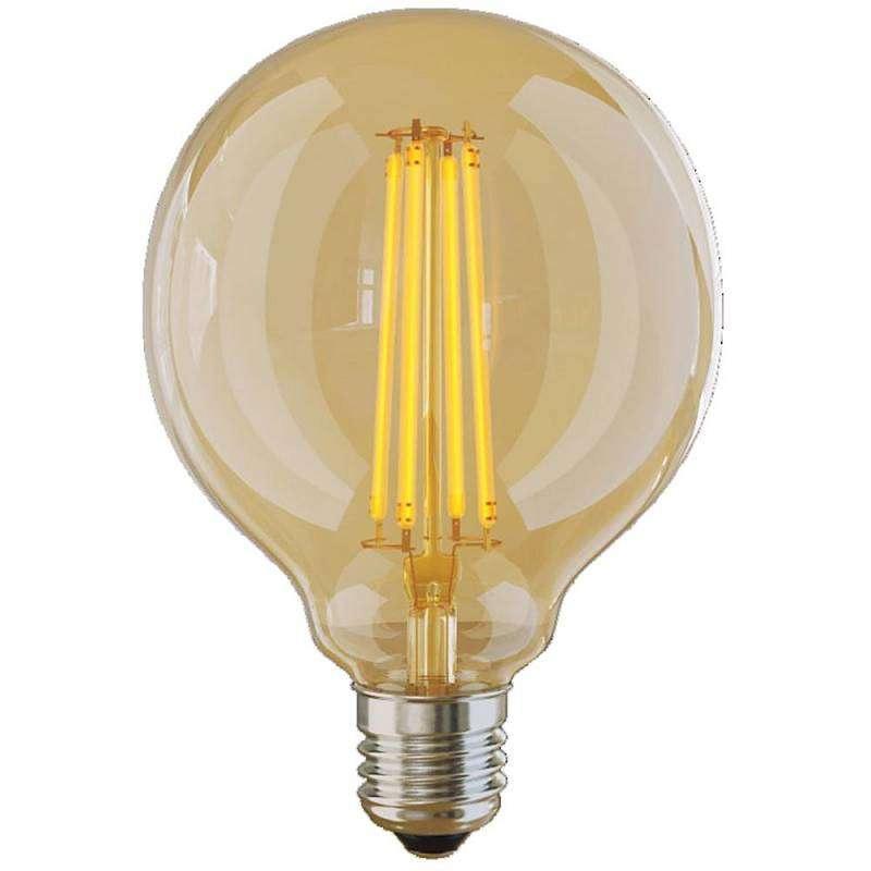 купить Лампа светодиодная E27 6W 2800K золотая VG10-G95GE27warm6W 7084 по цене 503 рублей