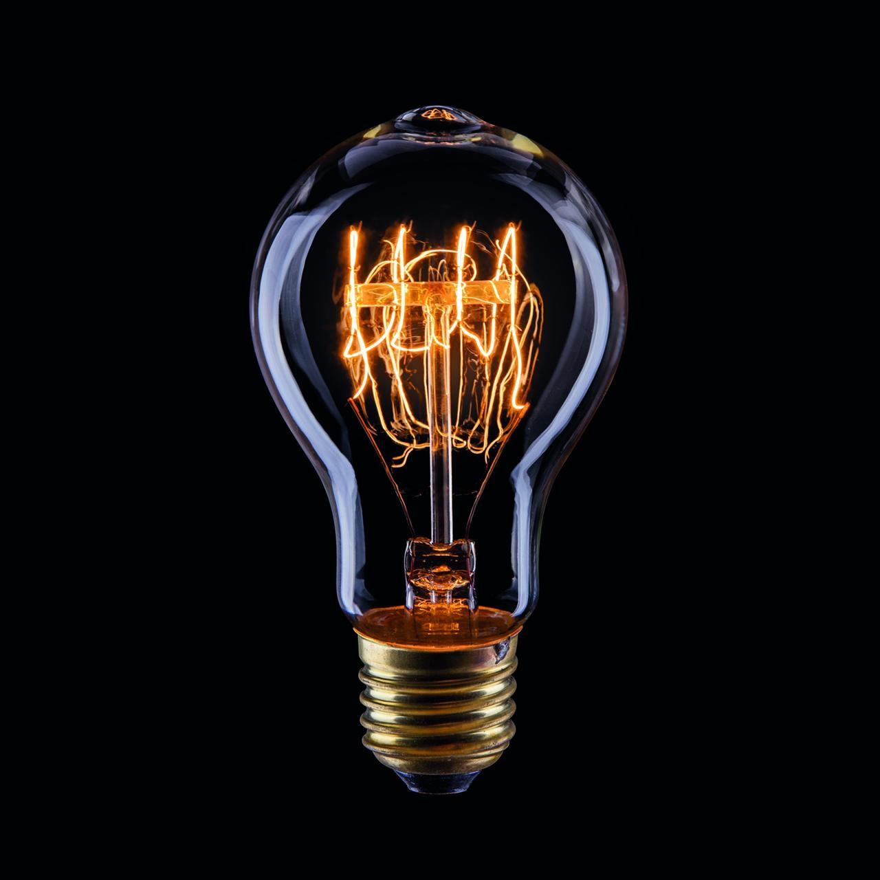 Лампа накаливания E27 60W прозрачная VG6-A19A3-60W 5929 free shipping 5pcs lot 2sj6920 j6920 20a 1700v 60w to3pl