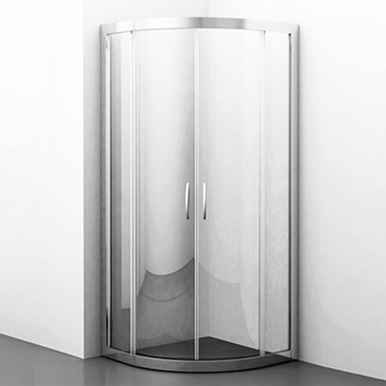 Душевой уголок WasserKRAFT Isen 26S00 без поддо