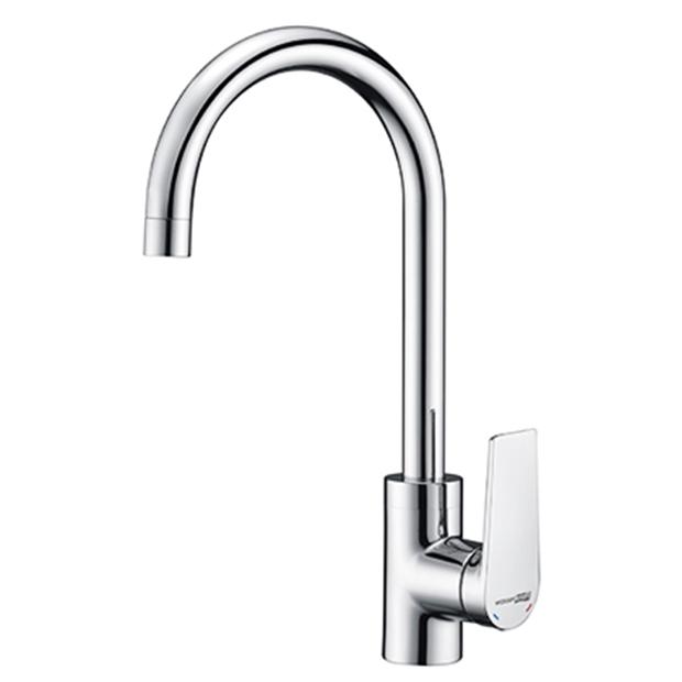 Смеситель WasserKRAFT Lopau 3207 для кухни