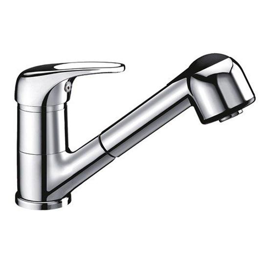 Смеситель WasserKRAFT Oder 6365 хром для кухни смеситель для кухни wasserkraft oder 6307 9060828