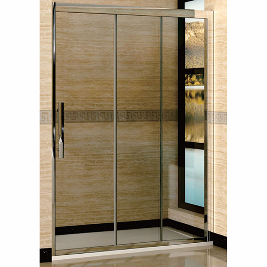 Душевая дверь WeltWasser WW600 600S3-140R 135х140х185 roland f 140r wh