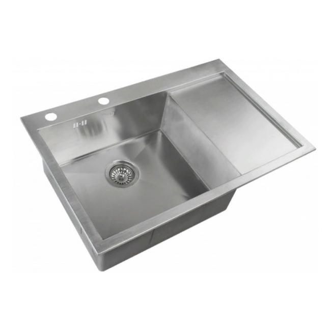 Кухонная мойка Zorg Inox X-7851-L кухня комфорт хай тек кх 258