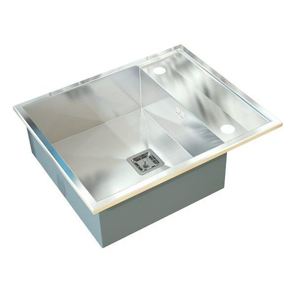 Кухонная мойка Zorg Inox X-6250 кухня комфорт хай тек кх 258