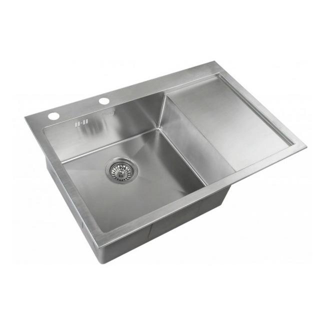Кухонная мойка Zorg Inox RX-7851-L кухня комфорт хай тек кх 258