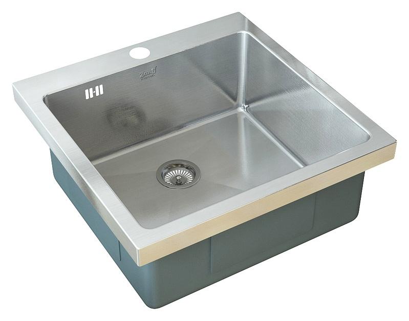 Кухонная мойка Zorg Inox HR-5151HR кухня комфорт хай тек кх 258