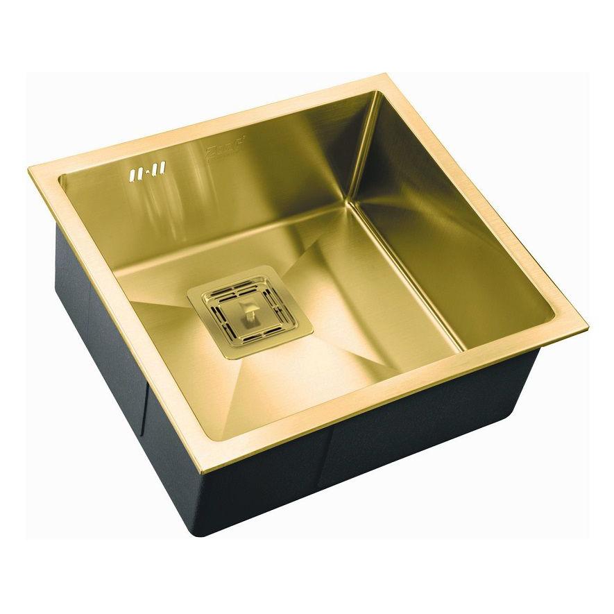 Кухонная мойка Zorg PVD SZR-4844 bronze zorg szr 0966