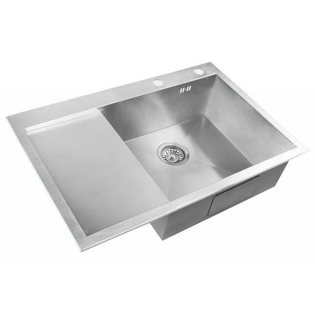 Кухонная мойка Zorg Inox X-7851-R кухня комфорт хай тек кх 258