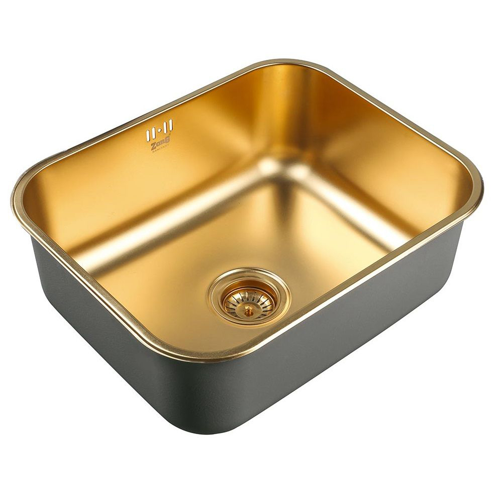 Кухонная мойка Zorg PVD SZR 5343 bronze zorg szr 0966